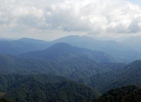 白神岳からの眺め